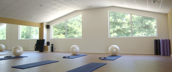 Salle de cours Pilates - Oxalys Dax